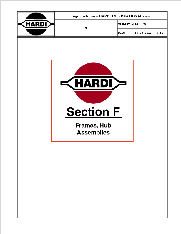 Parts-Catalog-2013-1-Section-F Ramme